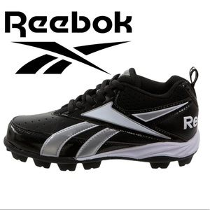 NEW Reebok Football Cleats Youth Allout SPD